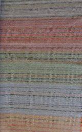 010-91-2121-13 throw Anita color stripes