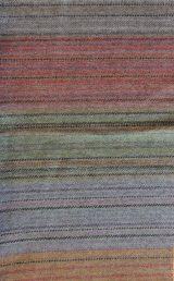 010-91-2121-15 throw Anita color stripes