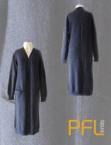 PFL knits long cardigan 001-01-2101-03