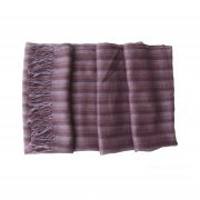 Popsfl Peru wholesale manufactor handwoven Shawl / Stole,  super soft and lightweight 70% baby alpaca, 30% silk  with fringes.