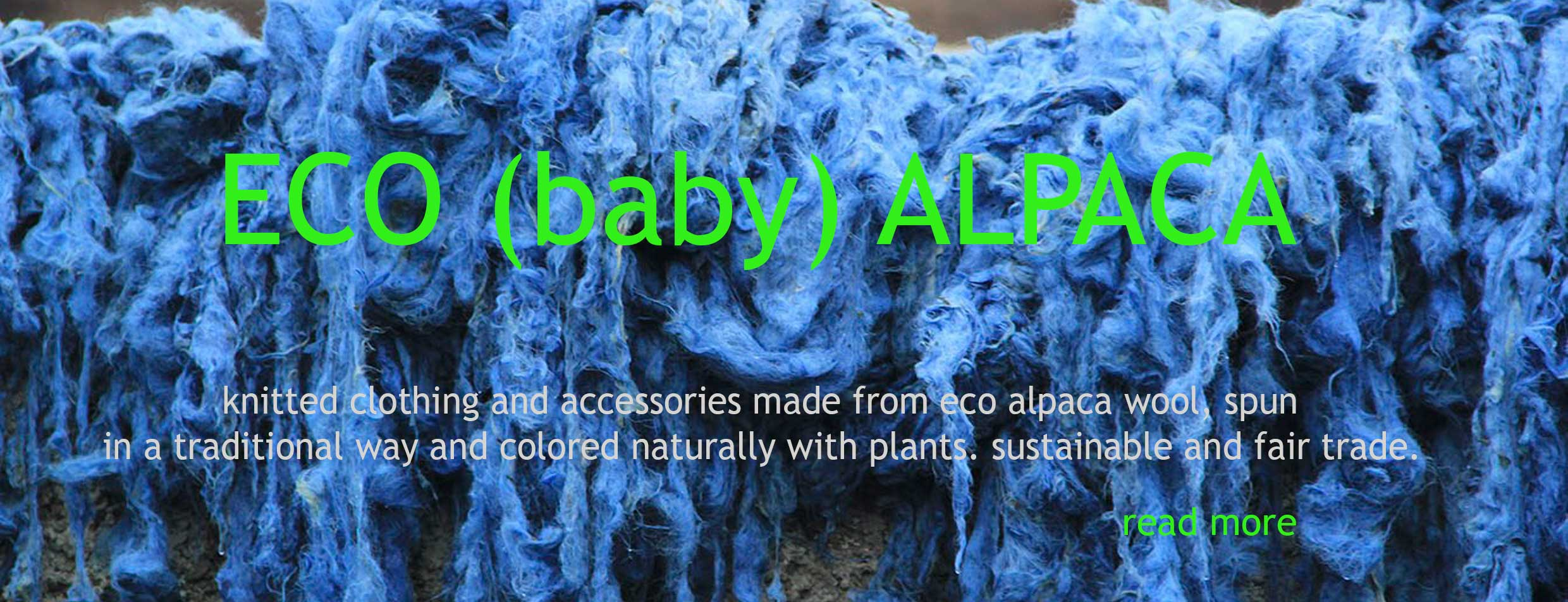 PopsFL eco baby alpaca and eco alpaca