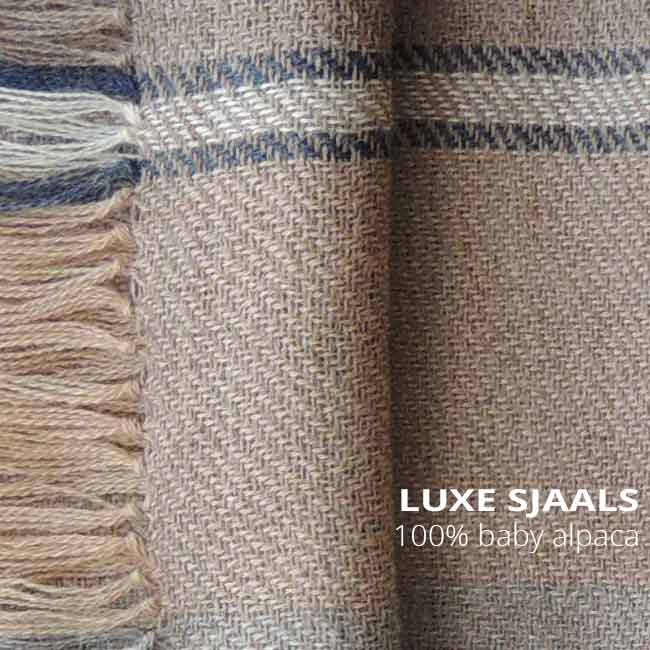 POPSFL Groothandel in luxe alpaca en baby alpaca sjaals