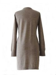 PFL knitwear, fine knitted cardigan with buttons