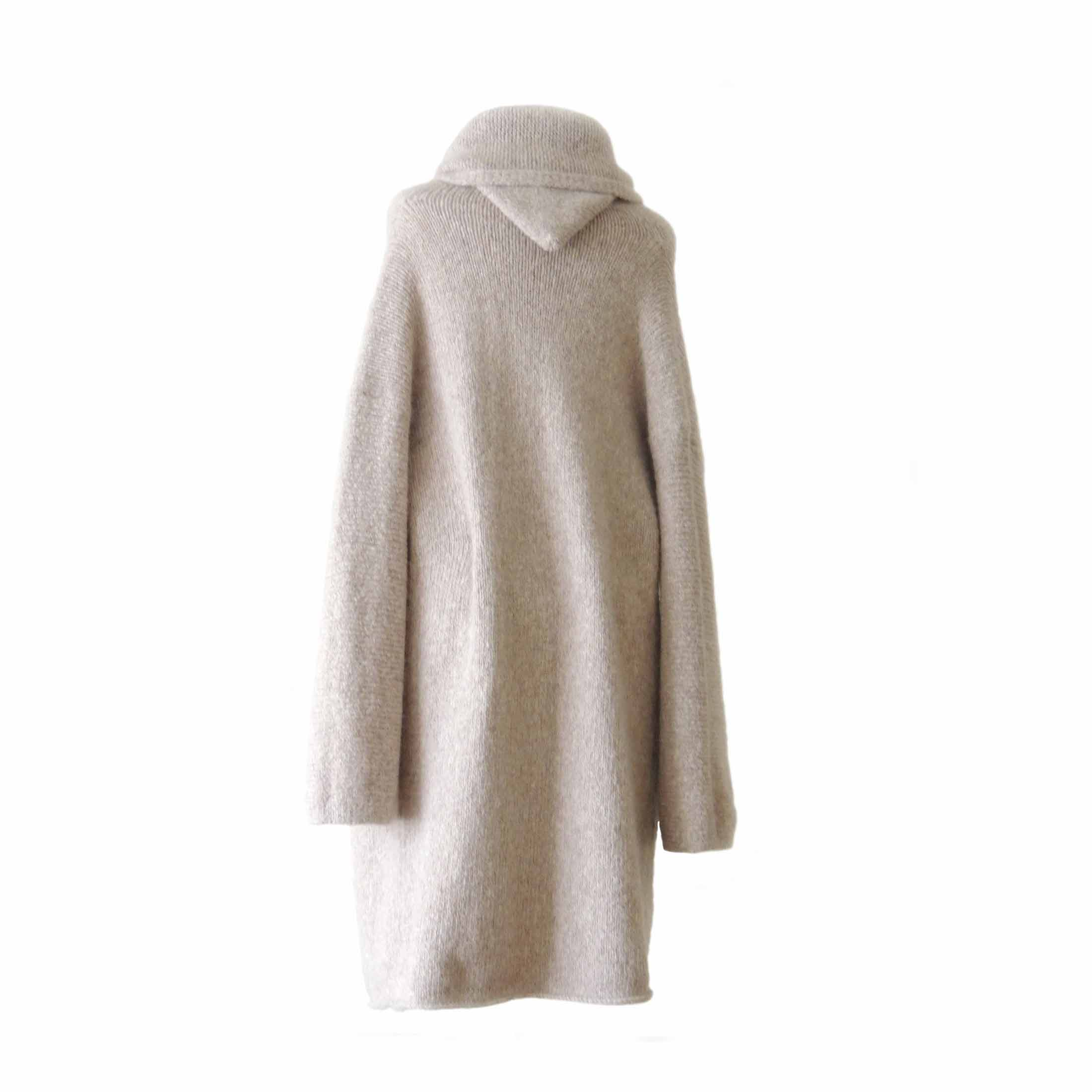 Wholesale: Capote coat, casual oversized cardigan