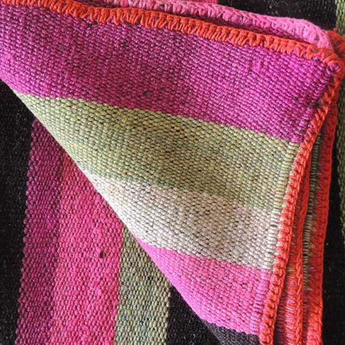 Peruvian frazadas, rugs, pillow cases handwoven rugs