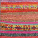 Peruvian frazadas, rugs, pillow cases handwoven rugs