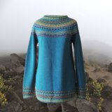 PopsFL Knitwear women sweater / jumper 100% alpaca